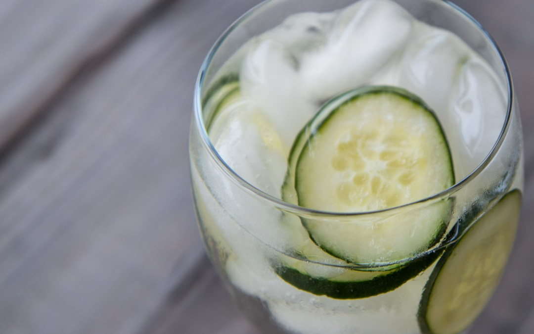 WHY YOU NEED TO DRINK CUCUMBER WATER