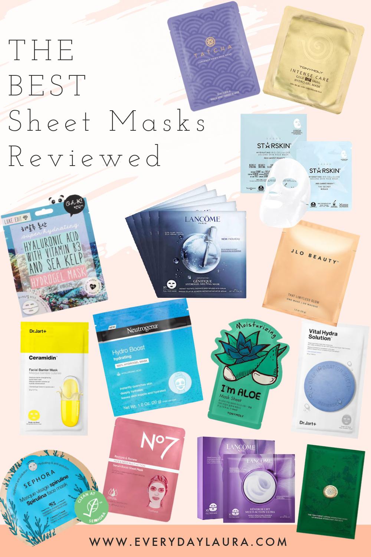 Best sheet masks reviewed