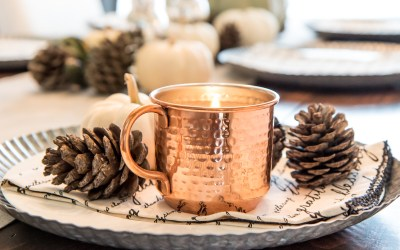 THE BEST CANDLES FOR FALL