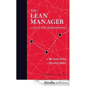 Exclusive: The Lean Manager Now Available on Kindle.