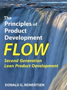 Review: The Principles of Product Development Flow
