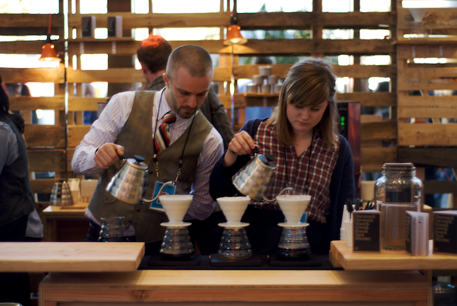 Coffee Rules for Curating Collaboration