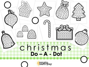Christmas Do a Dot Pages Cover