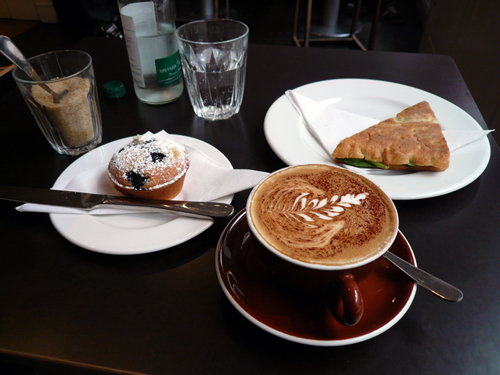 Nude Espresso Cafe