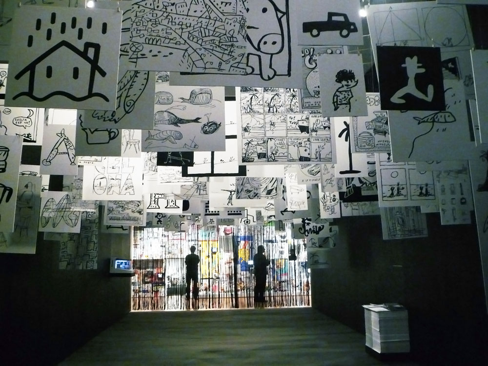 Mariscal: Drawing Life @ Design Museum