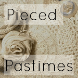 Pieced Pastimes Blog Button Lace