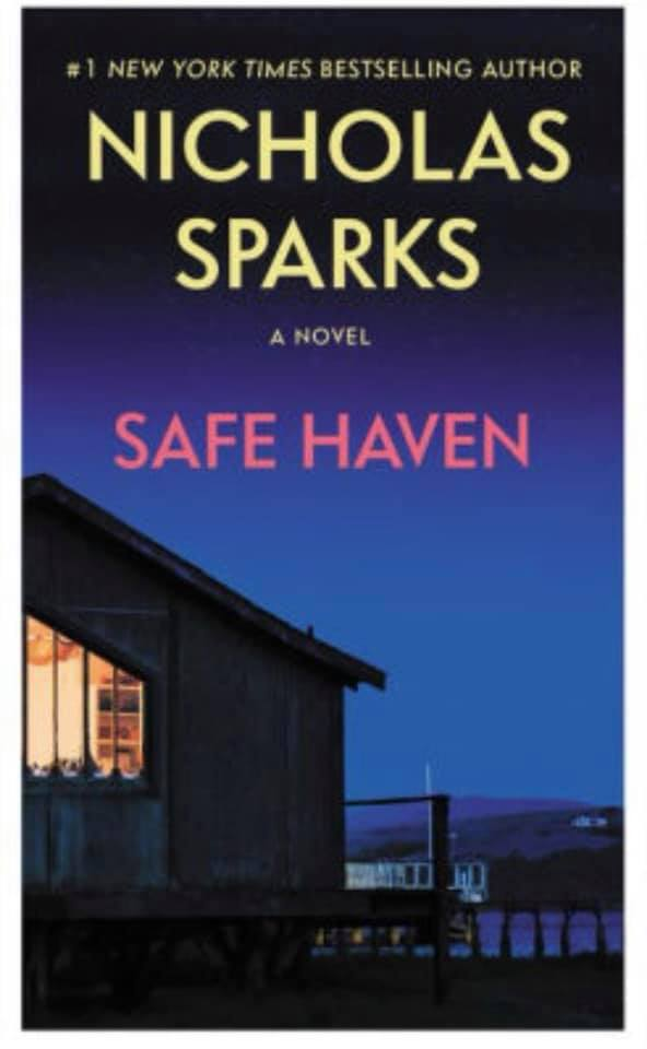 Safe Haven Book Review