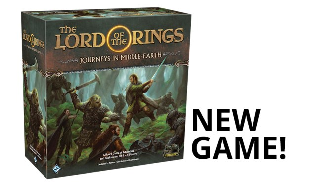 New LOTR Announced