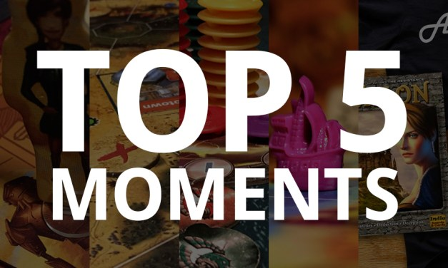 Steves' Top 5 Board Game Moments