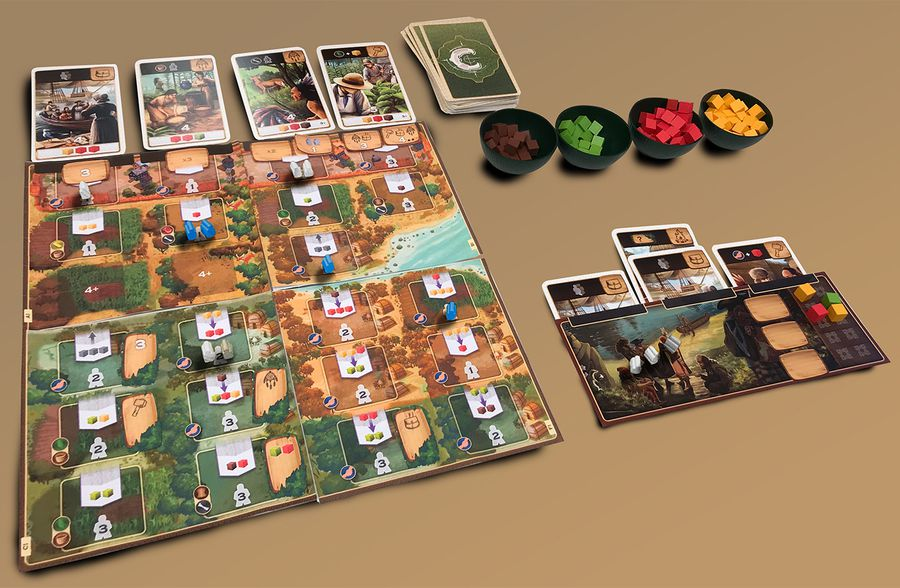 Century: A New World by Plan B Games