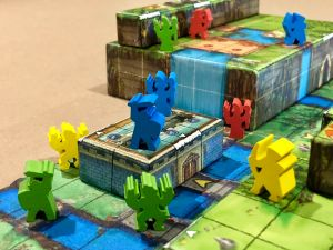 Tiny Epic Tactics by Gamelyn Games - Launching on KS Feb 19