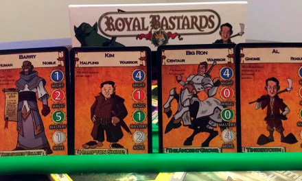 Royal Bastards, a KS Preview