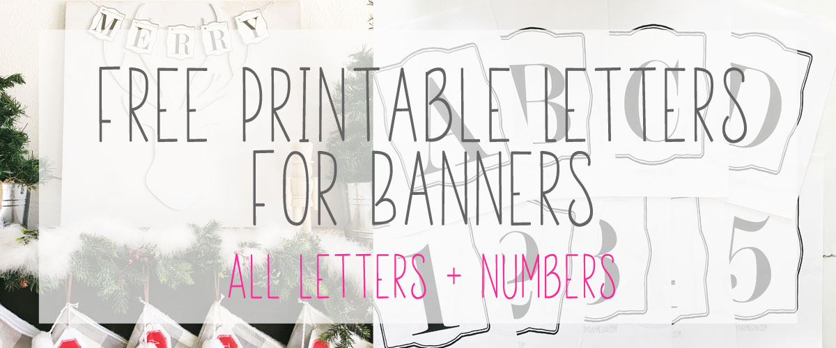printable letters for banner akba greenw co