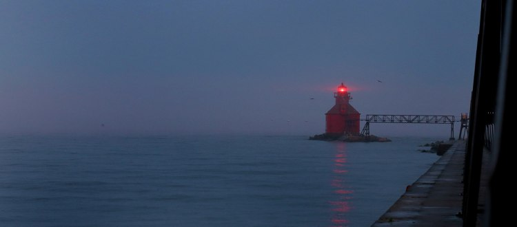 My personal retreat: Journey to the lighthouses
