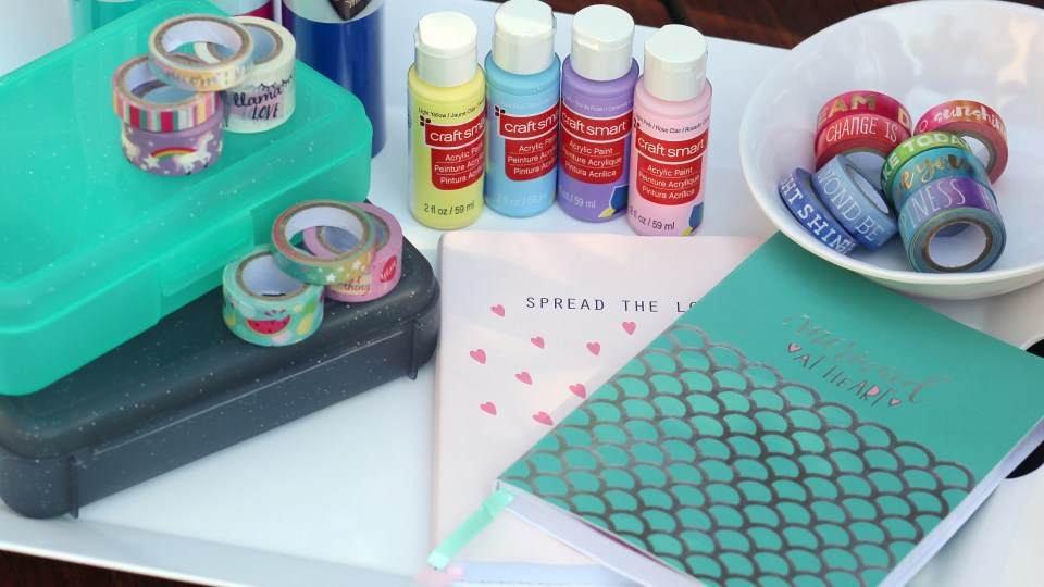 For the love of craft supplies