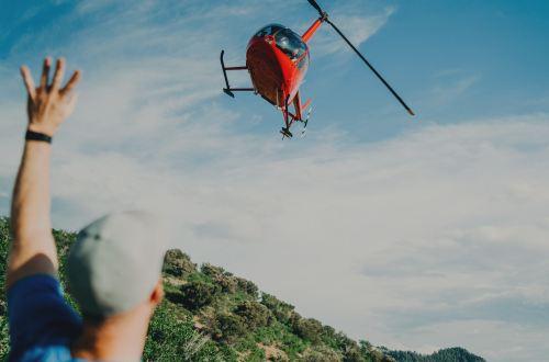 Helikopterouder - Vasthouden en durven loslaten