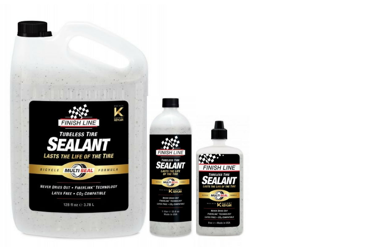 Finish Line Announces Tubeless Sealant Product