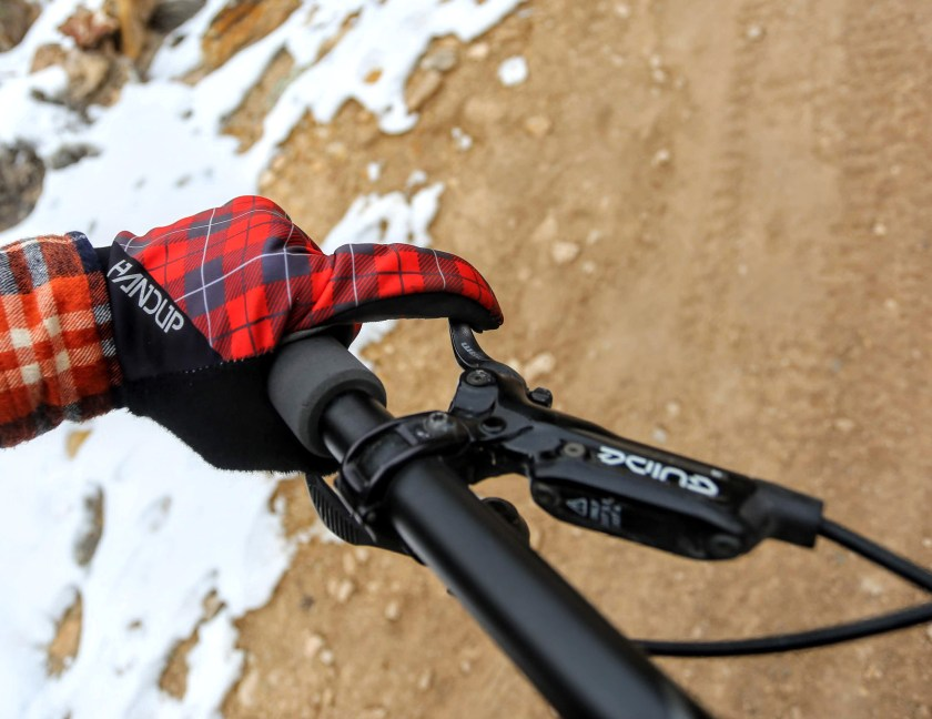 Handup Winter Glove Review - Everyday MTB