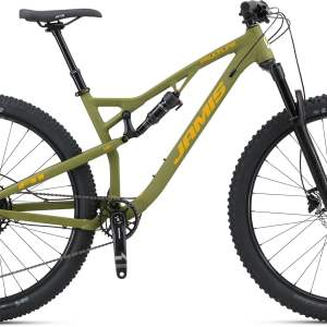 New Jamis Faultline Full Suspension Bike