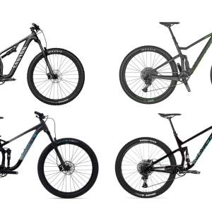 Best 2021 Full Suspension Trail Bikes For $2000