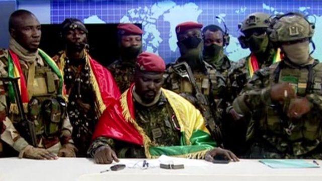 Guinea soldiers seize power from President Alpha Condé - Everydaynewsgh