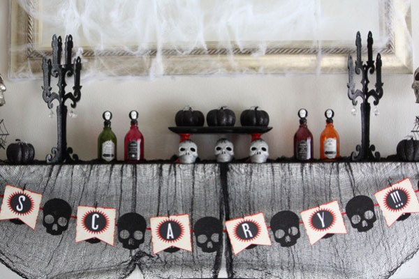 Skeleton Halloween Collection 026