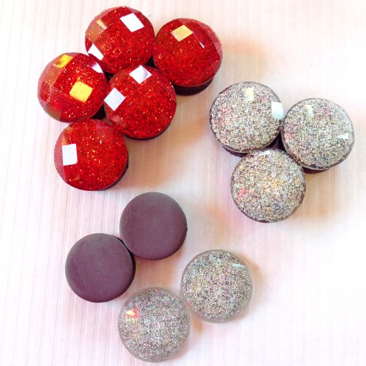 Valentine's Day Game DIY magnets