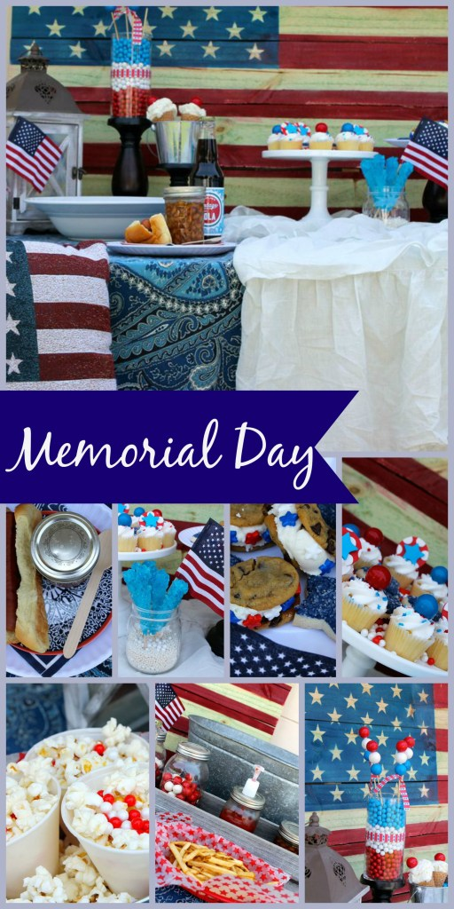 Everyday Party Magazine Memorial Day Celebration
