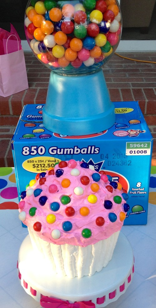 Everyday Party Magazine Bubble Gum Party