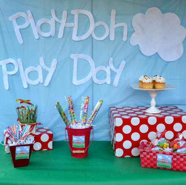 Everyday Party Magazine Play Doh Play Date