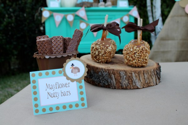 Everyday Party Magazine Turkey Feast Free Printables by LAURA'S little PARTY