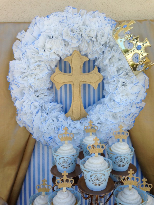 LAURA'S little PARTY Royal Baptism Everyday Party Magazine
