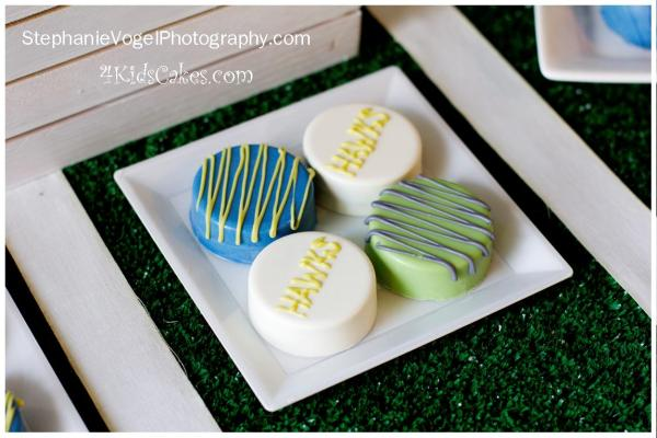 12th Man Party by 4 Kids Cakes Everyday Party Magazine