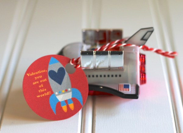 Everyday Party Magazine Out of This World Valentine Treat