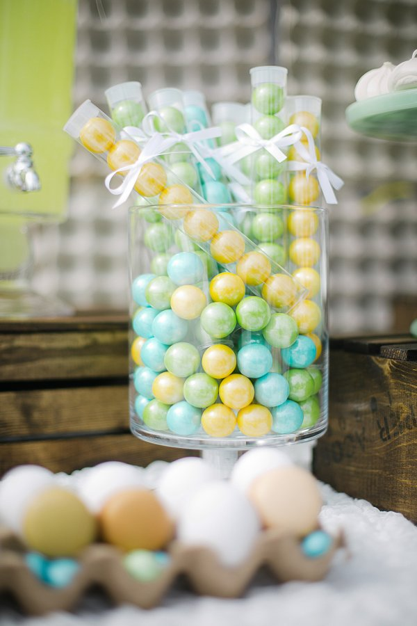 Easter Snack Station by Something Chic on Everyday Party Magazine