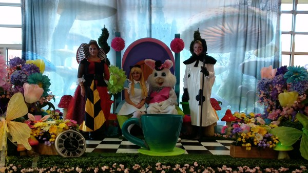 Easter Tea Party by Mad Hatter Par-Teas on Everyday Party Magazine