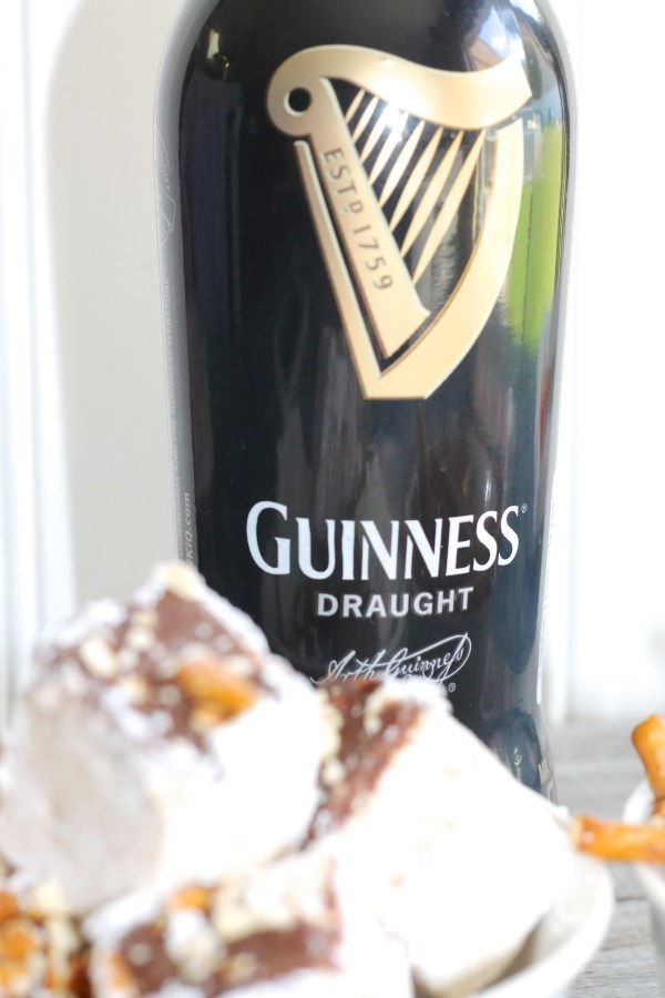 Chocolate Guinness Marshmallows Everyday Party Magazine