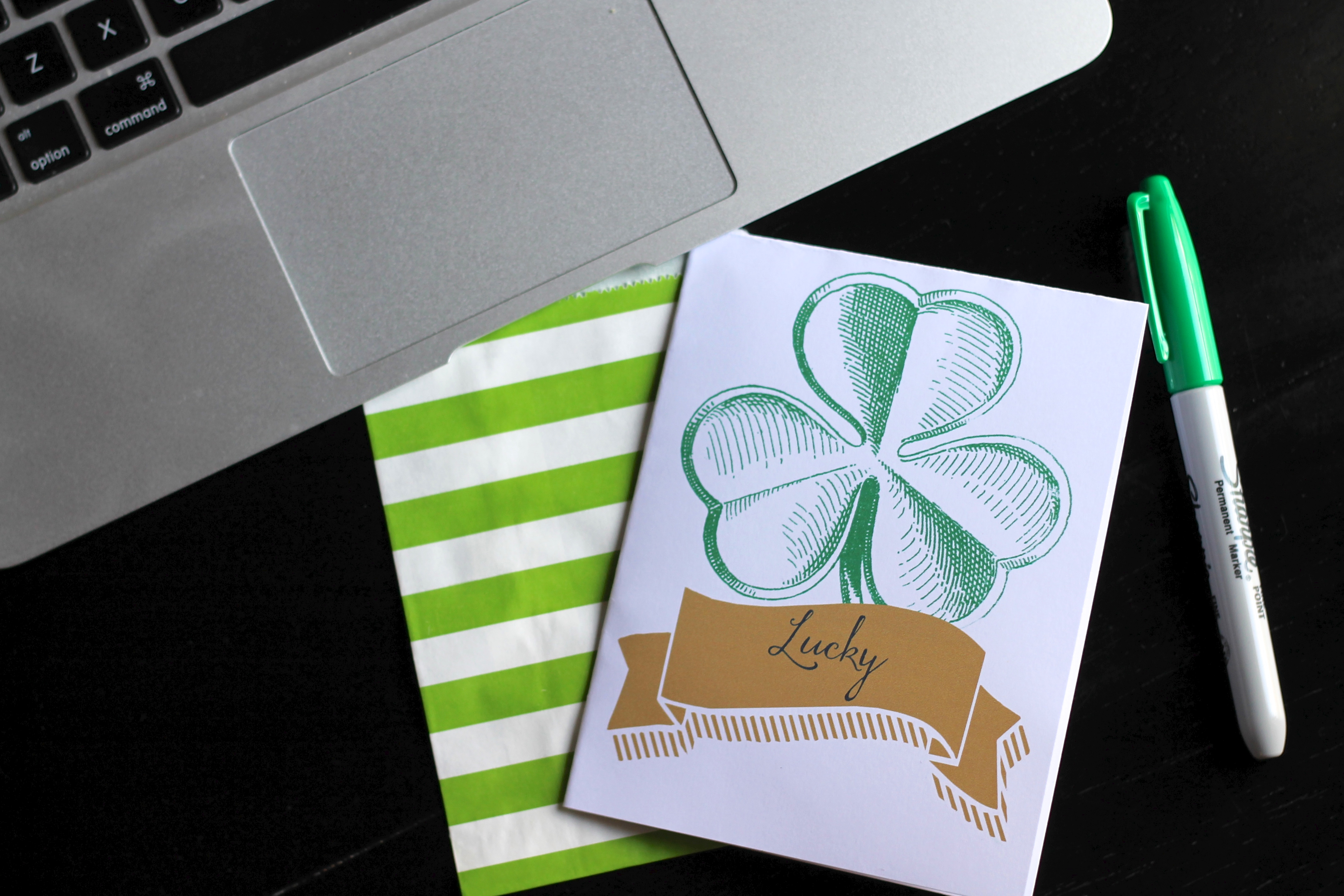 Send A Smile St. Patrick's Day Everyday Party Magazine