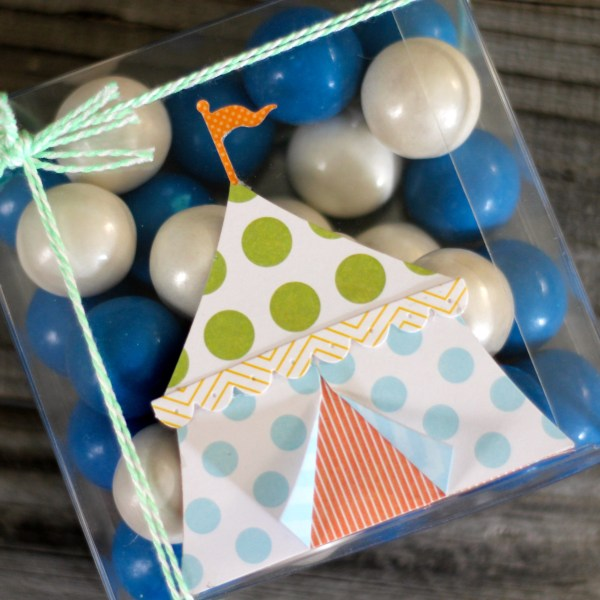 Gift Card Gift Box DIY Everyday Party Magazine