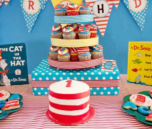 Dr. Seuss Party AndersRuff Everyday Party Magazine
