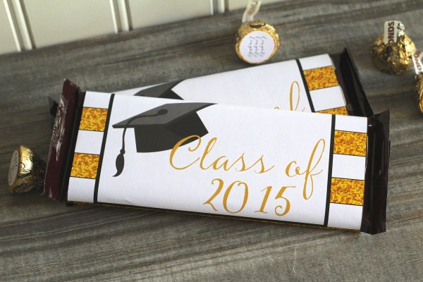 Class of 2015 Printables on Everyday Party Magazine