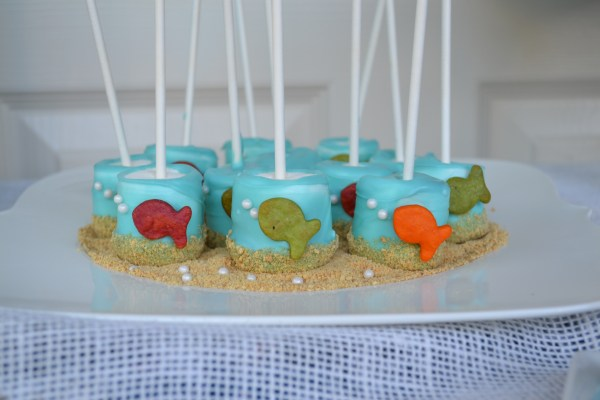 Under the Sea Party by Everyday Party Magazine on Mommy Style