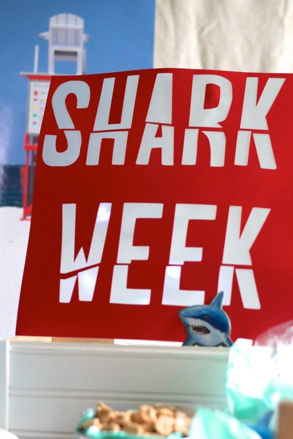 Everyday Party Magazine Shark Week