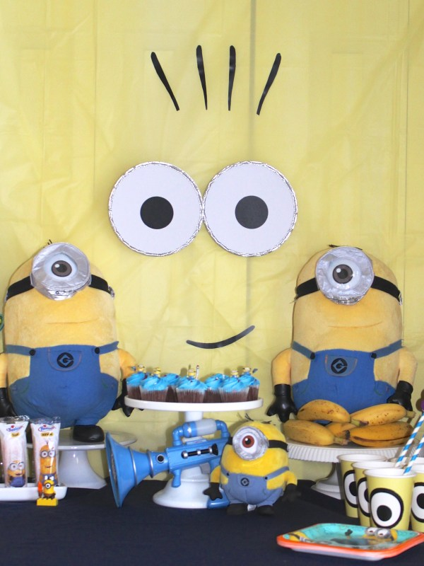 Despicable Me Party on Everyday Party Magazine