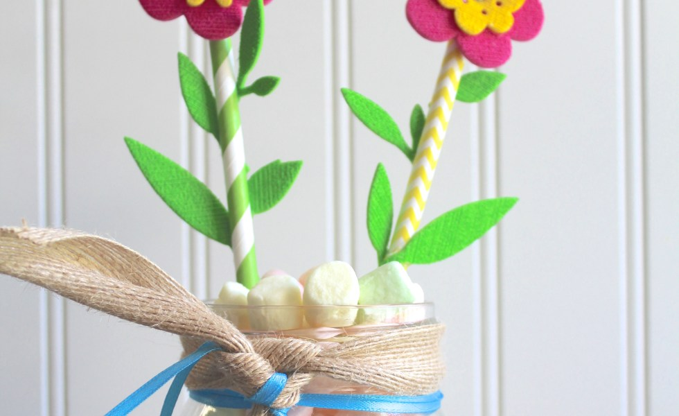 Summer Flower DIY Decor with Sizzix