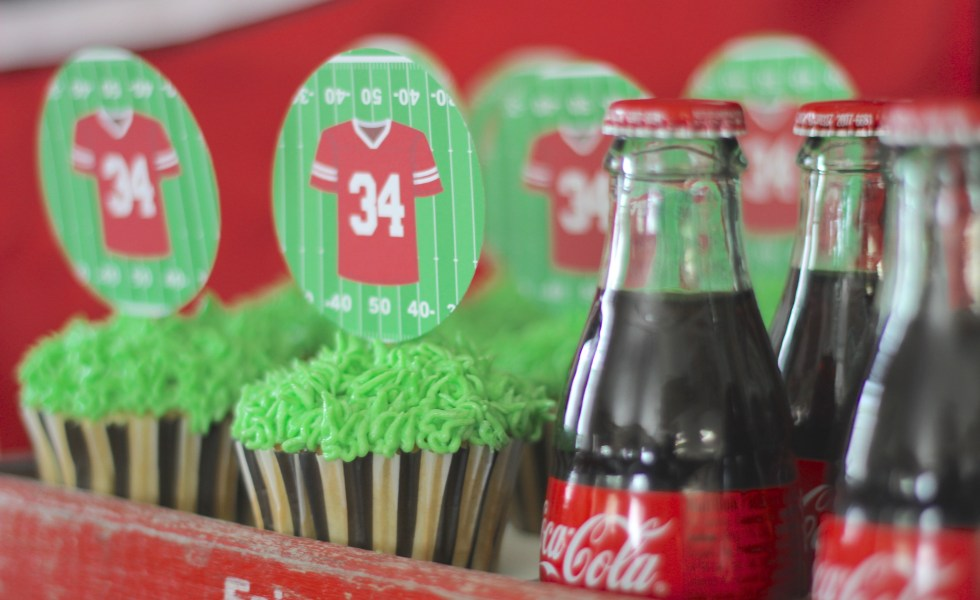 Everyday Party Football Party Decorations Cricut DIY