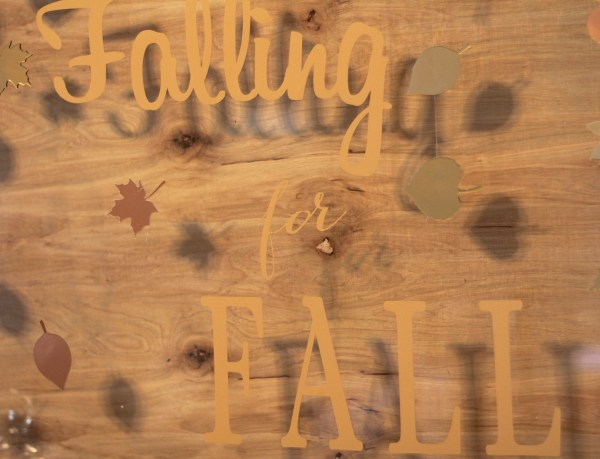 Everyday Party Magazine Falling for Fall
