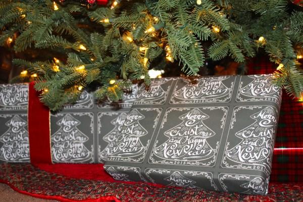 Everyday Party Magazine Zazzle Holiday Wrapping