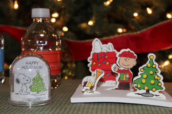 Everyday Party Magazine Charlie Brown Christmas Party