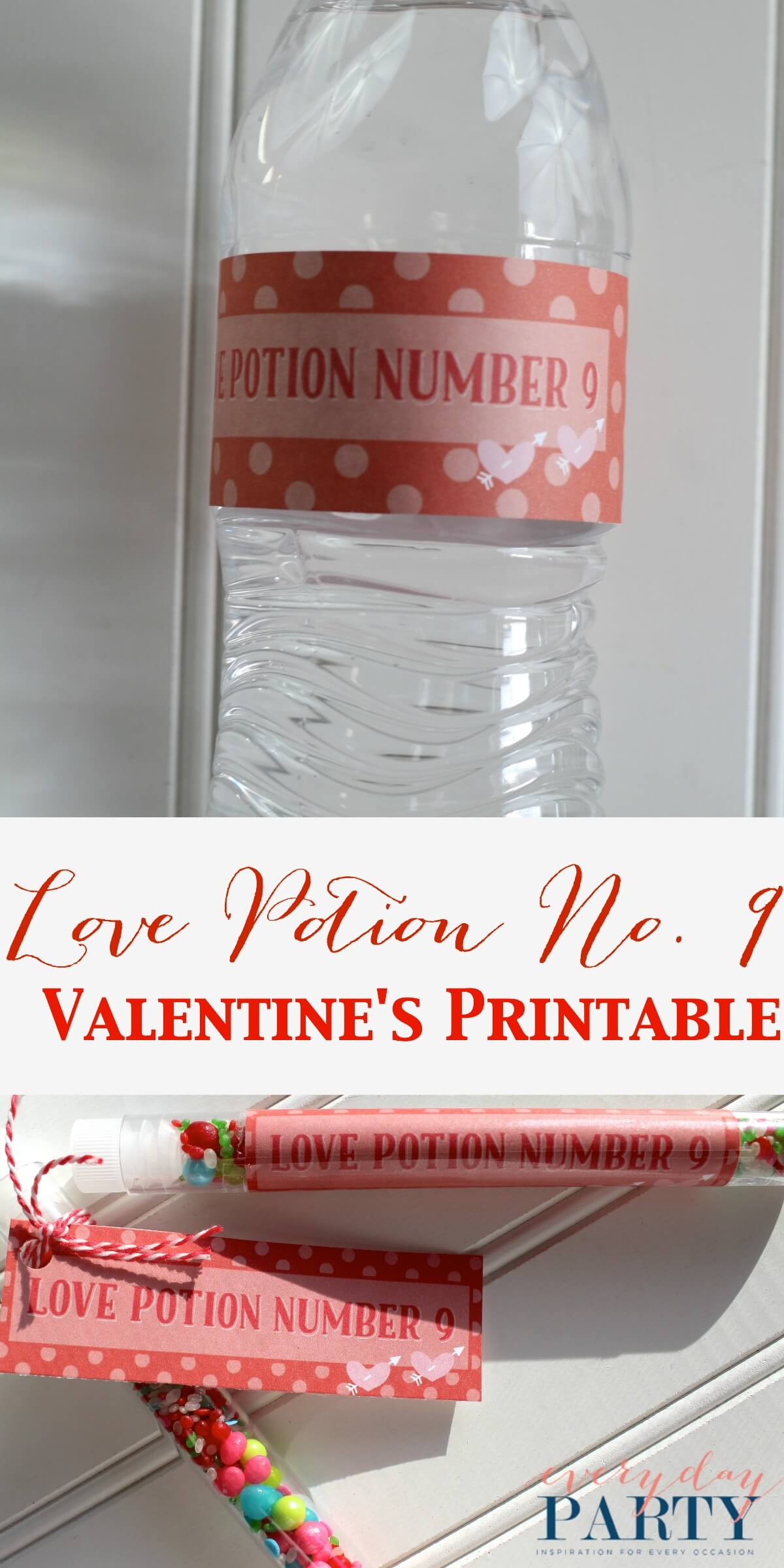 Love Potion No 9 Valentine S Day Printables